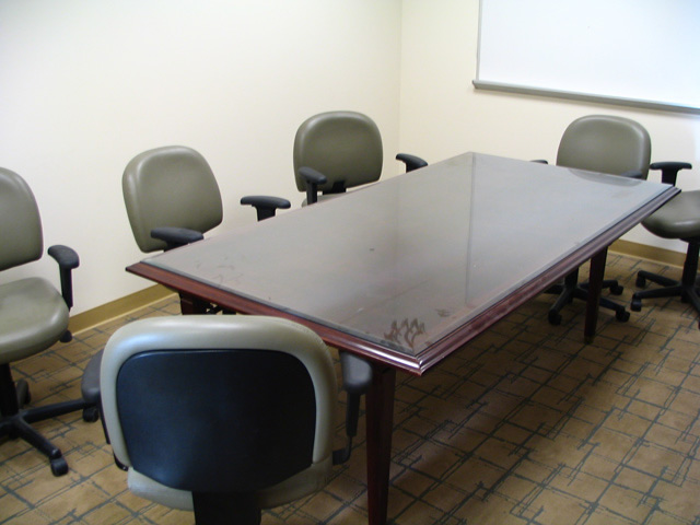 law office conference tables - Small Conference Table