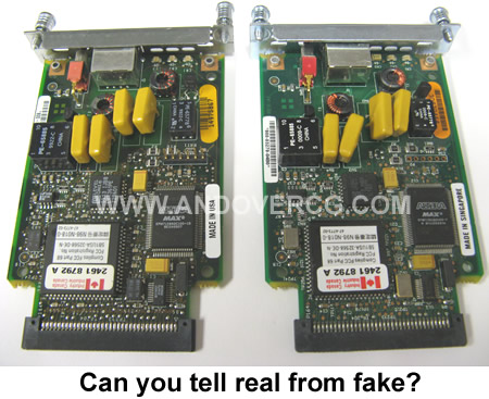 Compare real and fake WIC-1DSU-T1