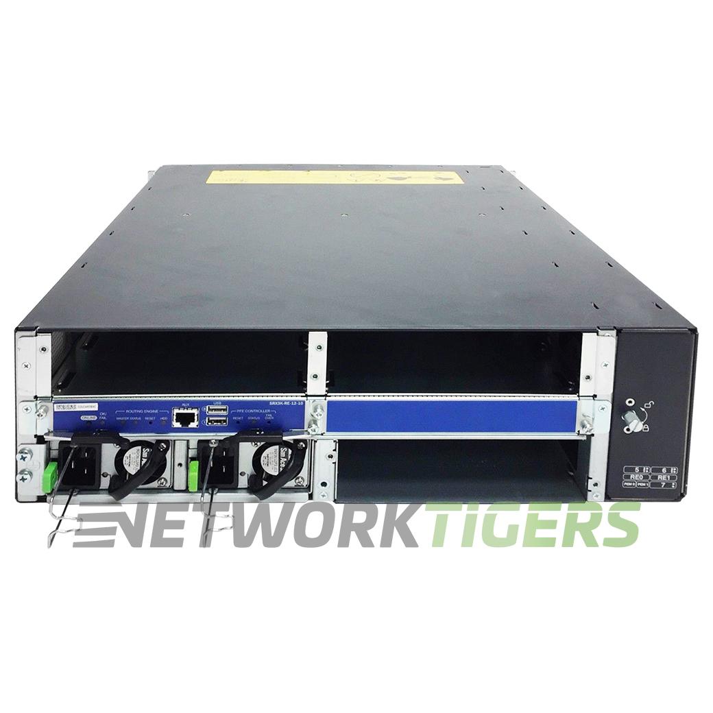Details about Juniper SRX3400BASE-AC SRX Series SRX3400 Services Gateway  Chassis